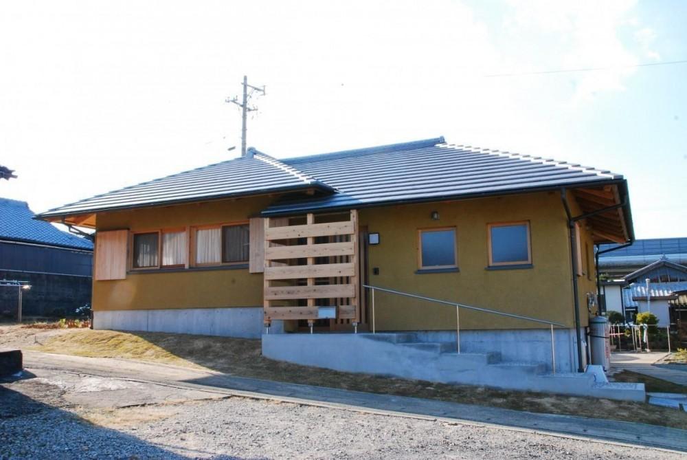 ibushi-京壁の家 (外観)