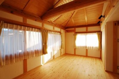 子供部屋 (ibushi-京壁の家)