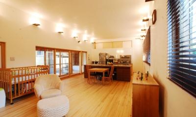 リビング|ibushi-京壁の家