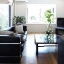 夫の母が長年住んだ低層マンションを 夫婦ふたりが暮らしやすい家に