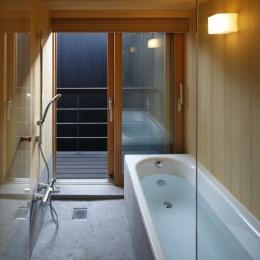 給田の家 (給田の家 浴室)