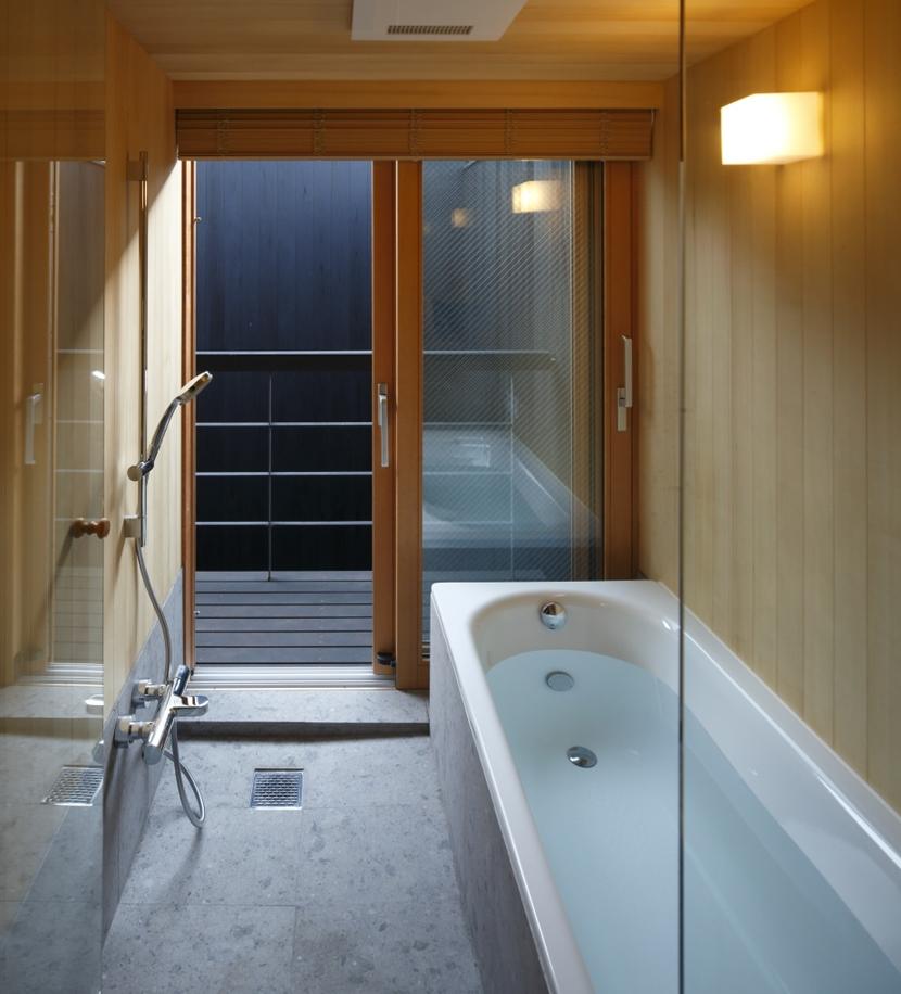 給田の家の部屋 給田の家 浴室