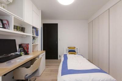 寝室 (家族団欒と子どもの成長が楽しみな住まい)
