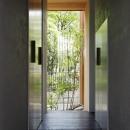 小金井の家 廊下