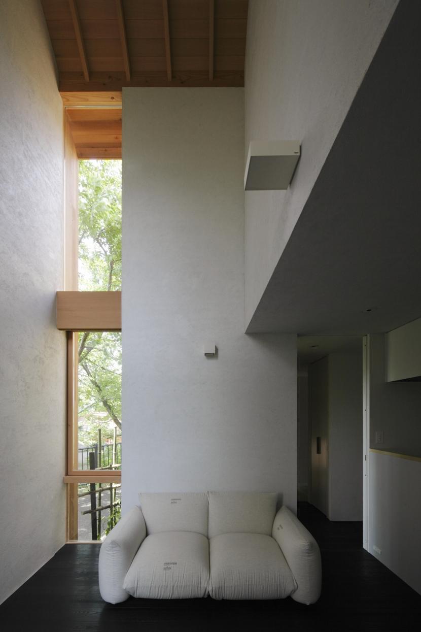 建築家:浅利幸男「小金井の家」