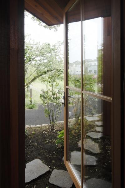 小金井の家 庭 (小金井の家)