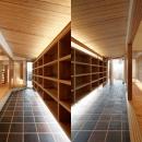 横関 正人の住宅事例「當麻寺参道の家」