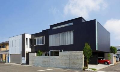 VERTICAL HOUSE (縦格子の家)