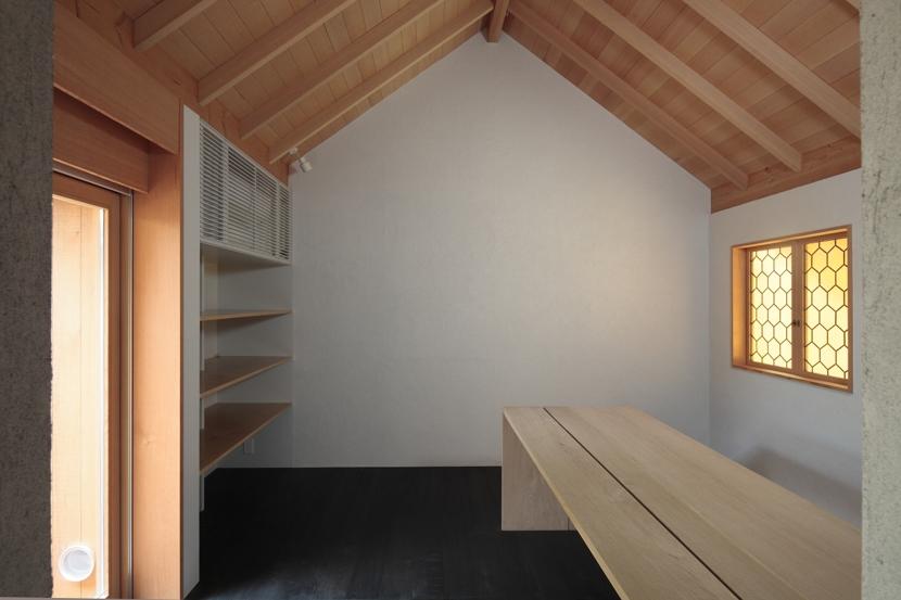 小金井の家の部屋 小金井の家 書斎