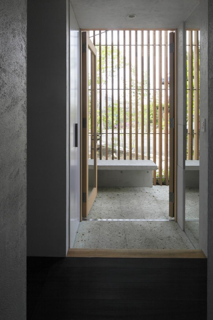 小金井の家の部屋 小金井の家 玄関