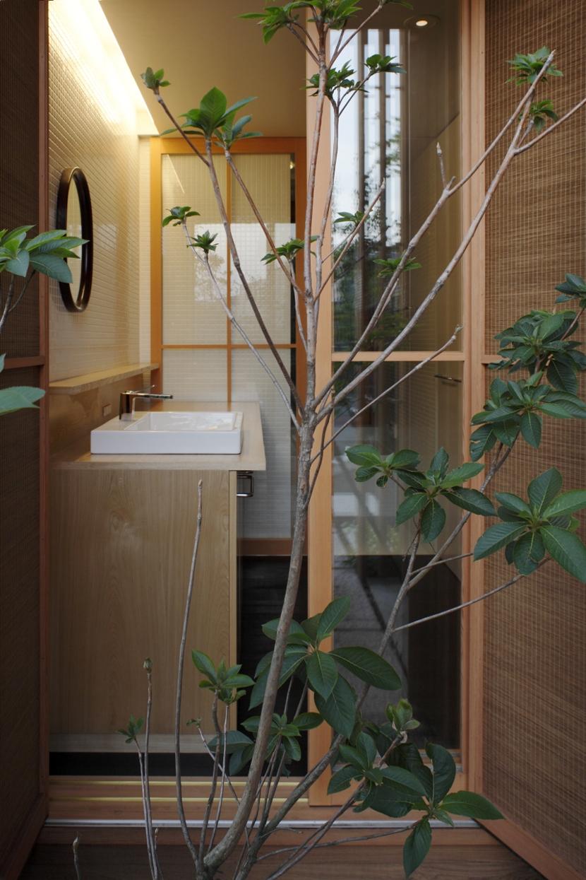 小金井の家の部屋 小金井の家 洗面