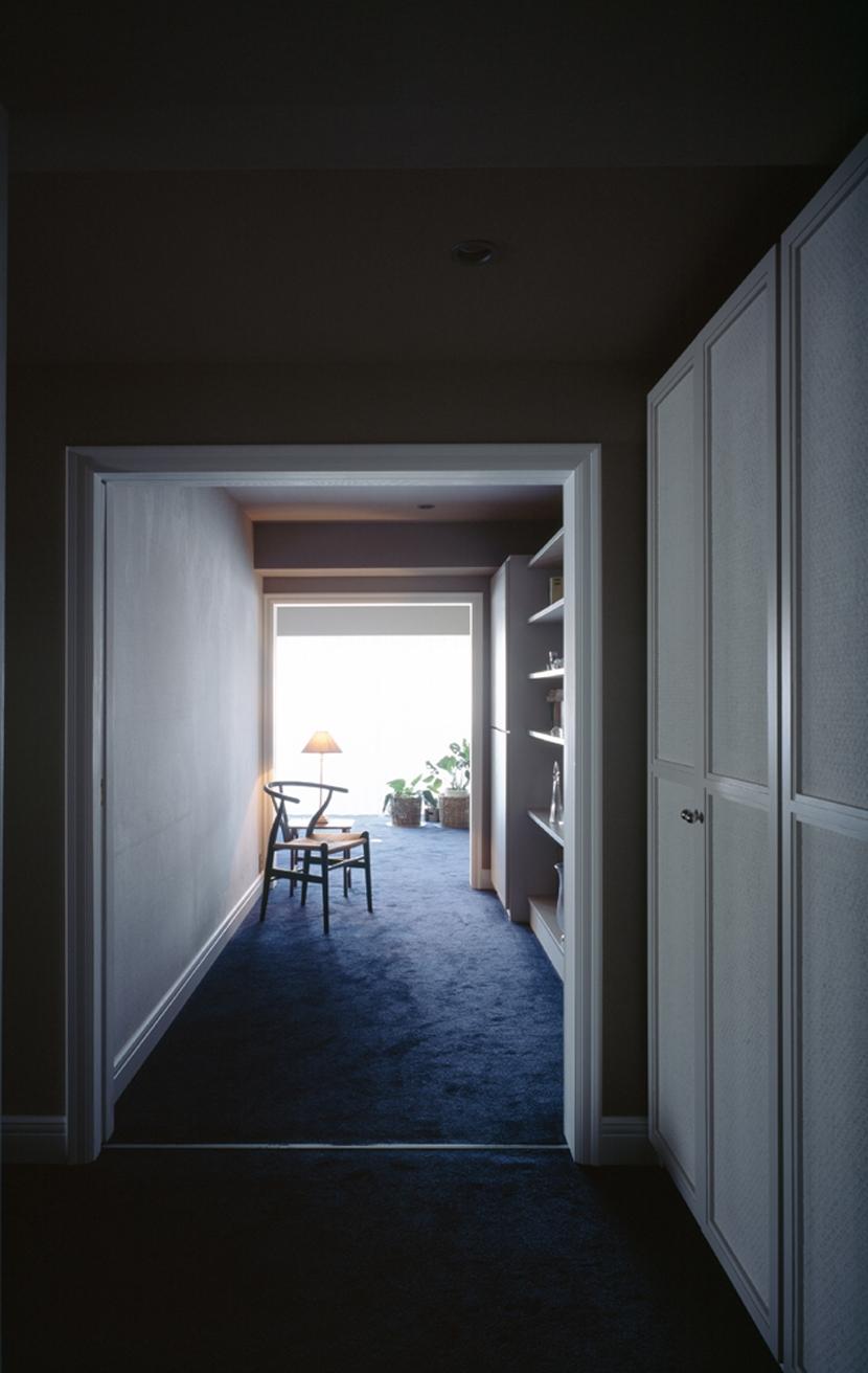 建築家:浅利幸男「南麻布の家」