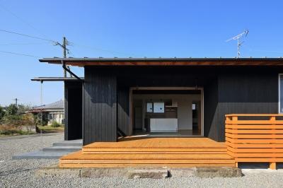 外観 (平塚町の家~20坪の豊かな暮らし~)