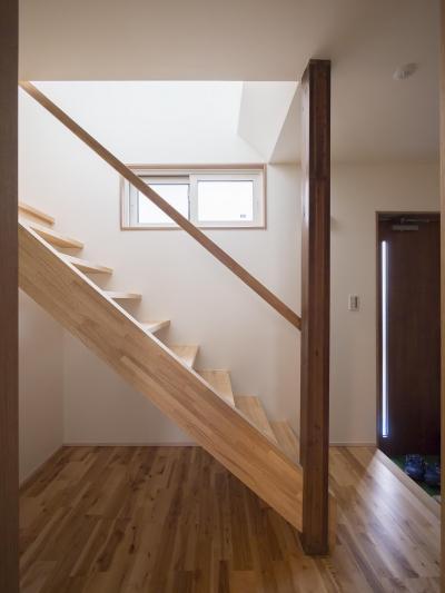 階段 (猫と茶の間暮らし すくすくリノベーションvol.8)
