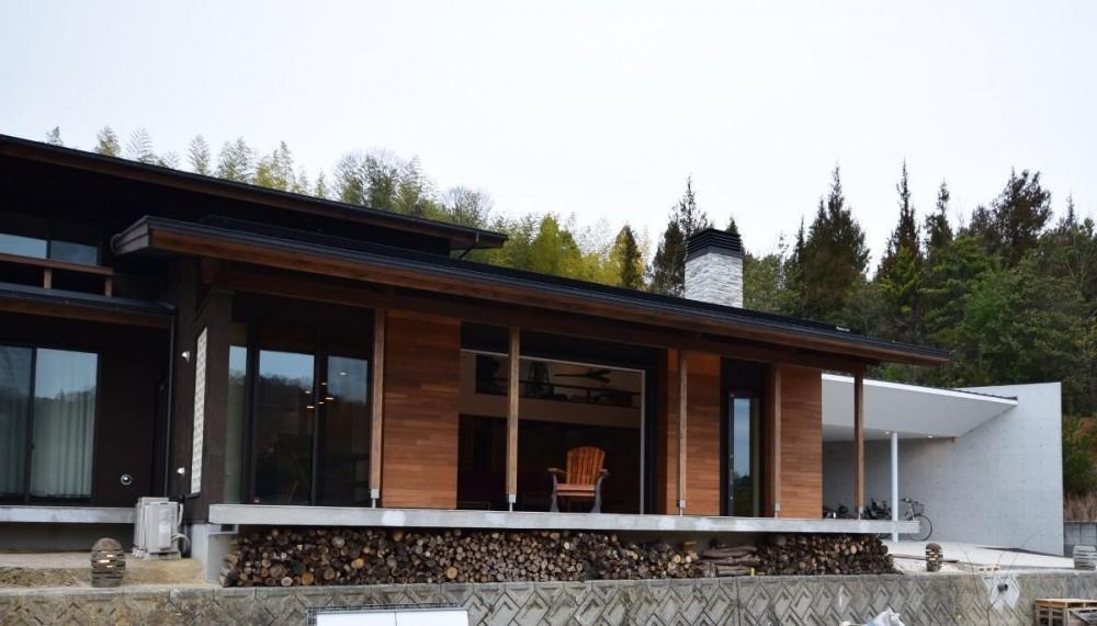 西条の家 House In Saijo (外観)