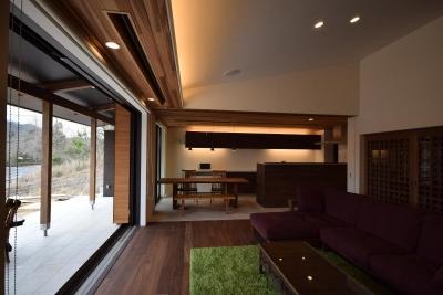西条の家 House In Saijo (キッチン)