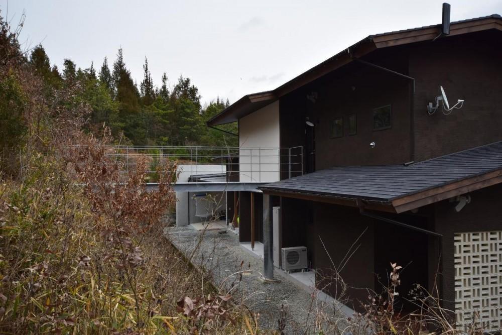 西条の家 House In Saijo (ブリッジ)