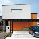 Kazuya  Ikezoiの住宅事例「shift BOX」