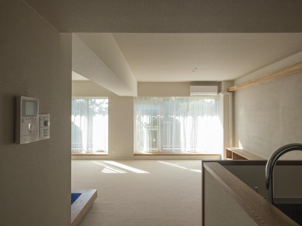子どもの小上がりのある家 すくすくリノベーションvol.9 (バルコニーに面したLDK)