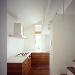 砧の家 (砧の家 キッチン)