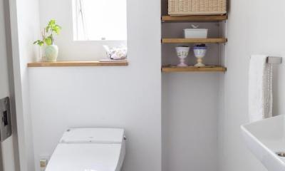 自宅兼アトリエ、美しく見せる区分けの秘密