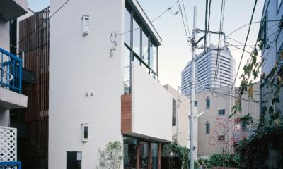 赤坂の家Ⅱ (赤坂の家Ⅱ 外観)