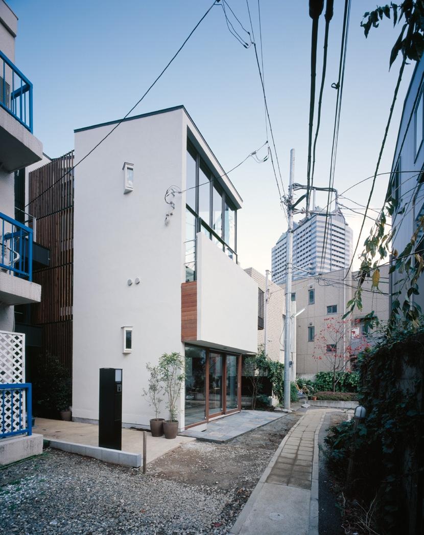赤坂の家Ⅱの写真 赤坂の家Ⅱ 外観