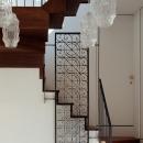 赤坂の家Ⅱ 階段