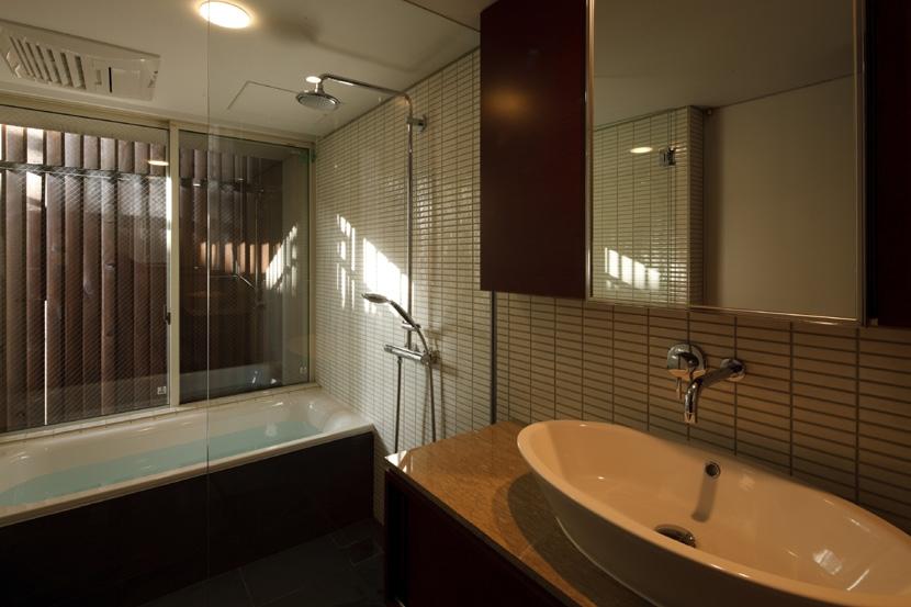 赤坂の家Ⅱの写真 赤坂の家Ⅱ 洗面