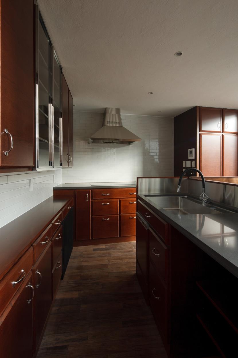 赤坂の家Ⅱの写真 赤坂の家Ⅱ キッチン