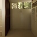 赤坂の家Ⅱ 寝室