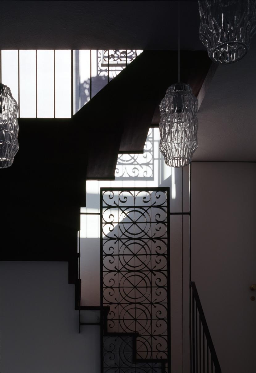 赤坂の家Ⅱの写真 赤坂の家Ⅱ 階段