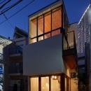 赤坂の家Ⅱ 外観