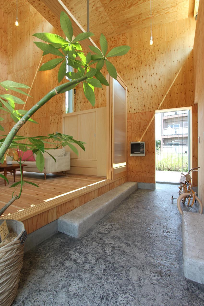 建築家:岩脇伸行「三葛の家」