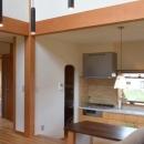 河口湖の舎Ⅱの写真 シンプルなキッチン
