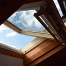 河口湖の舎Ⅱの写真 天窓