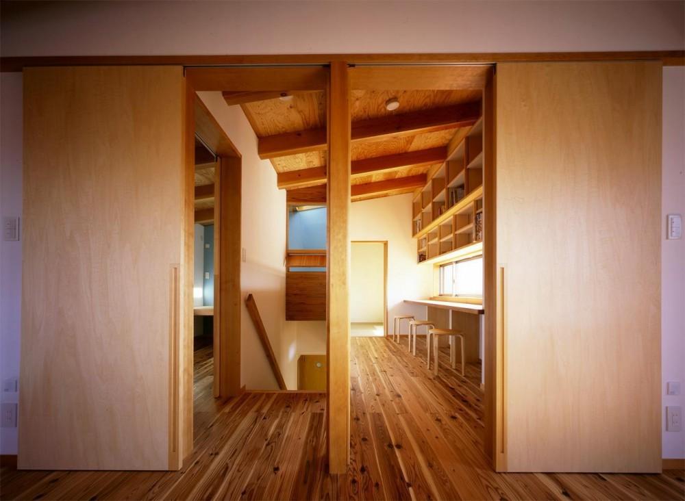 松ヶ崎の家2 (個室)