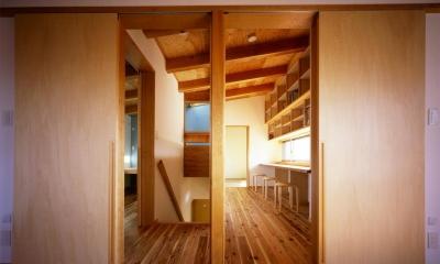 松ヶ崎の家2