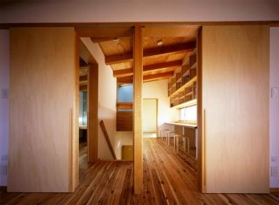 個室 (松ヶ崎の家2)