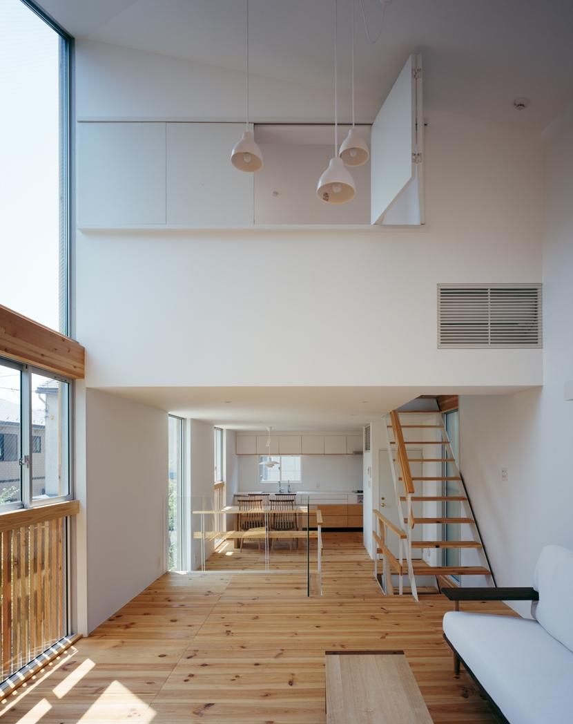建築家:浅利幸男「棲林居」