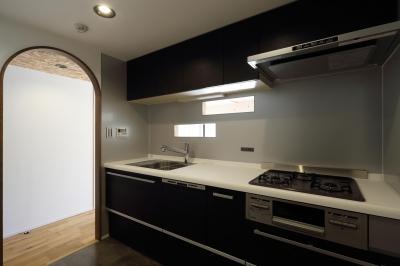 キッチン (Y・O・U・S・A・I ~要塞~)