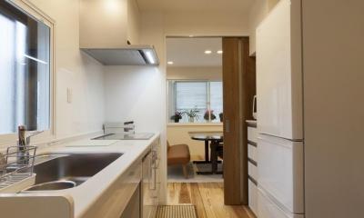 キッチン|シニア世代のゆとりと楽しみを再発見する住まい