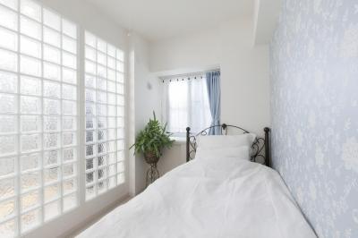 寝室 (子育てを卒業したら、次は自分たちの生活を楽しめる住まいを)