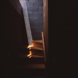 吉祥寺の家 (吉祥寺の家 階段)