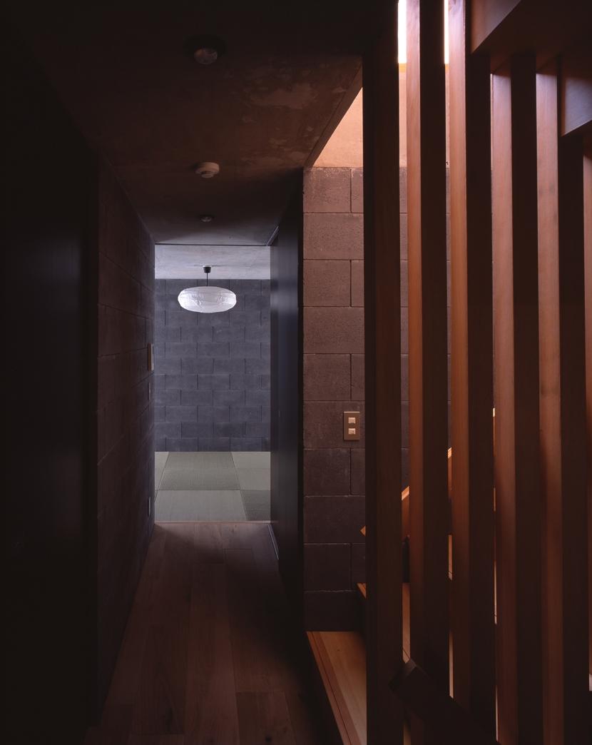 吉祥寺の家の部屋 吉祥寺の家 廊下