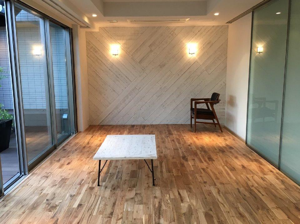 K様邸 渋谷の写真 広々とした玄関