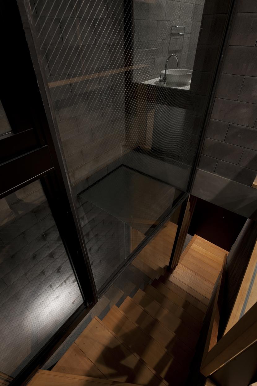 吉祥寺の家の部屋 吉祥寺の家 階段