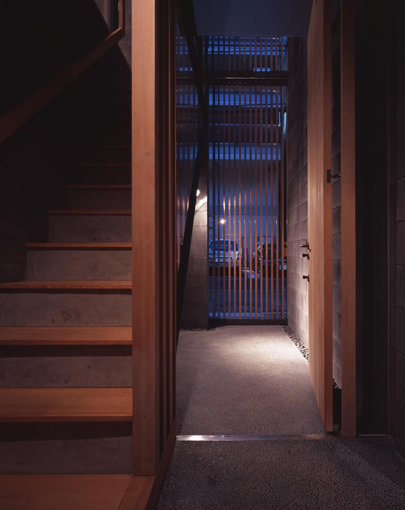 吉祥寺の家の部屋 吉祥寺の家 玄関