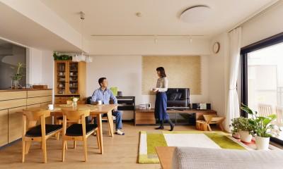 横浜市A様邸 ~緑を添えて~