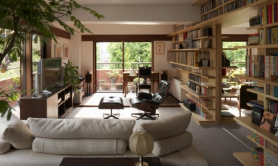 赤坂の家 (赤坂の家 書斎)